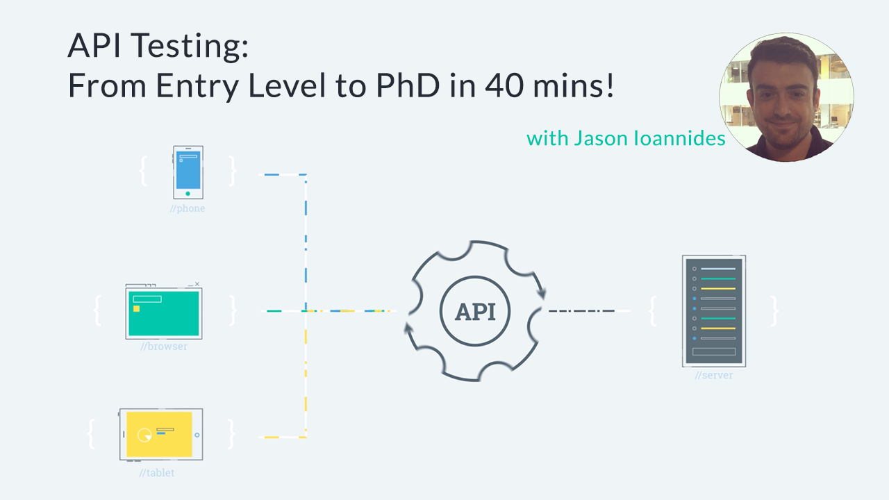 API Testing: PhD in 40mins