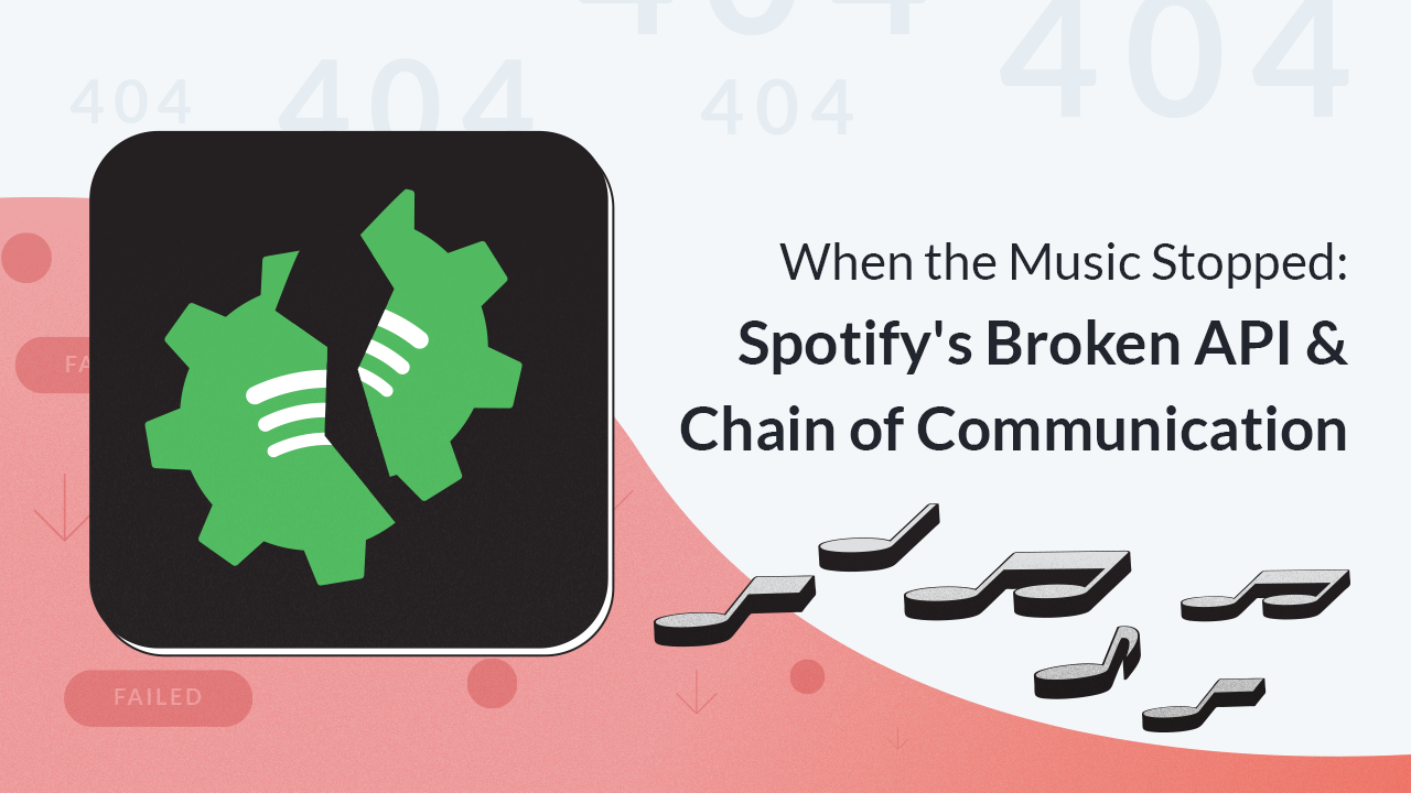 When the Music Stopped - Spotify's Broken API and Chain of