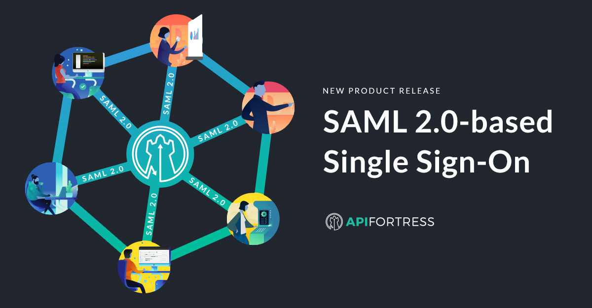 API-Fortress Singe Sign-On SAML