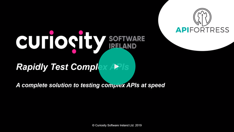 API Fortress offers a native integration with Curiosity Software's VIP Test Modeller. Developers, engineers and testers may now manage test cases, UI testing, and API testing from one platform.