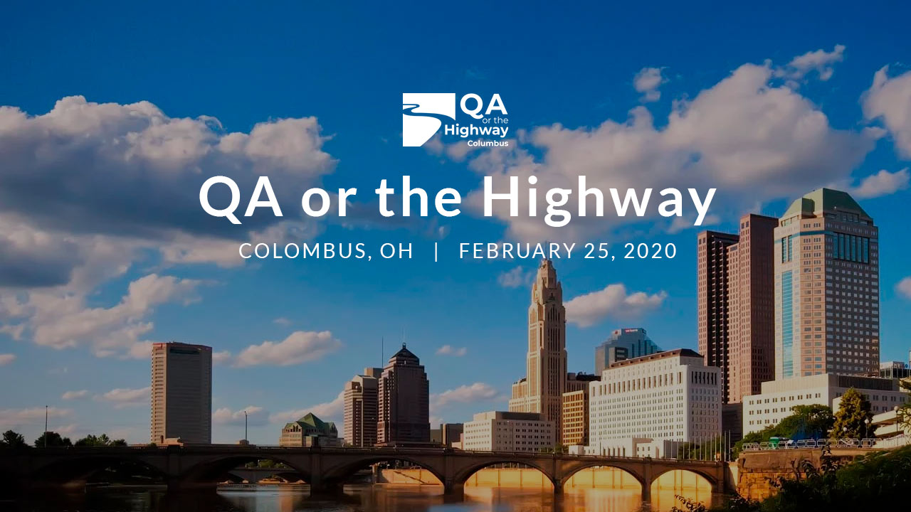 QA or the highway blog image